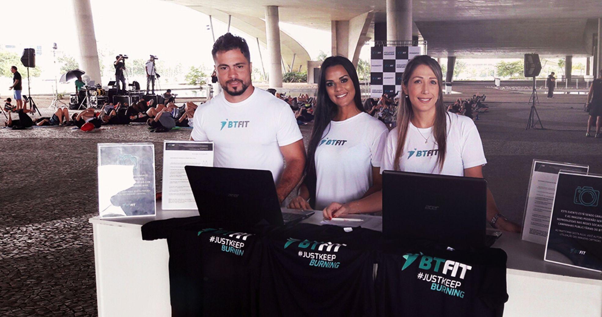 Divulgação de novos planos Bodytech lançamento do App BTFit - Agência DosReis Live Marketing