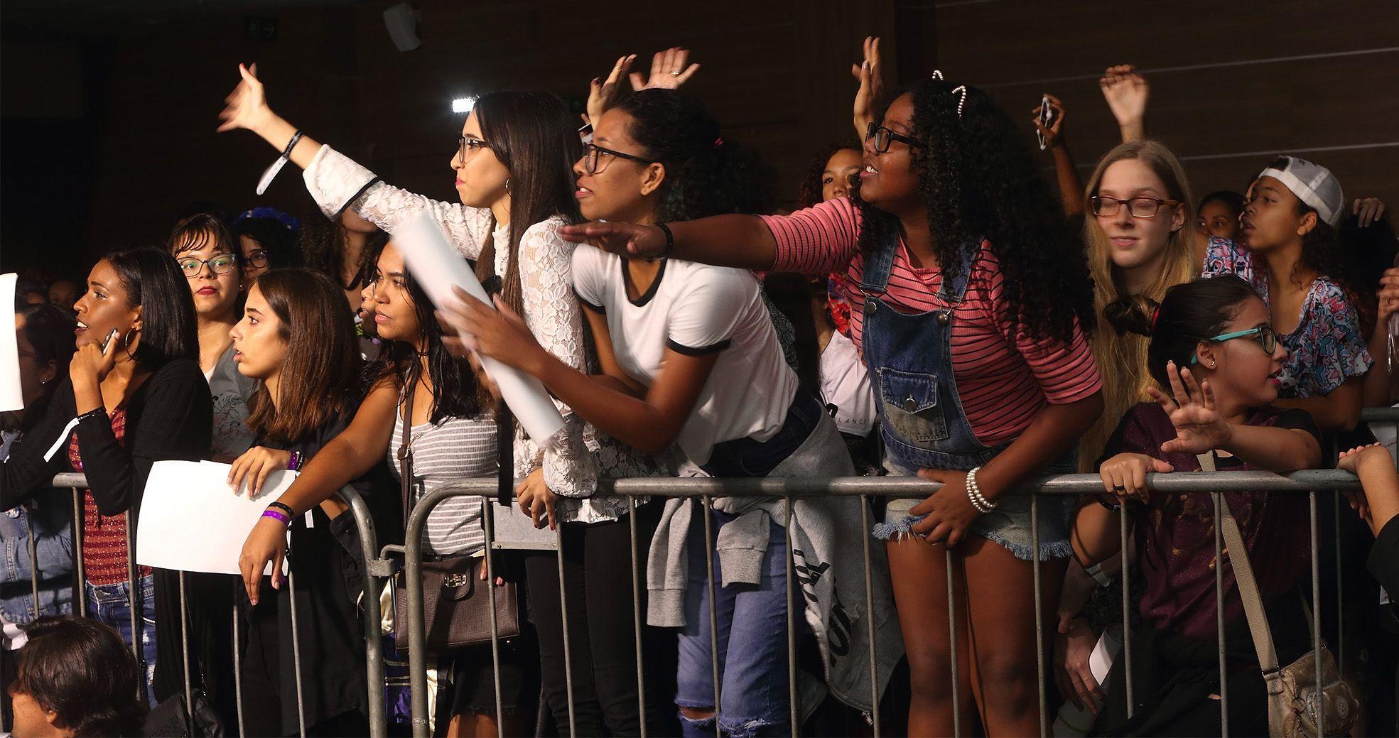 Show - Blanc7 Turnê Big Picture Rio - Agência DosReis Live Marketing
