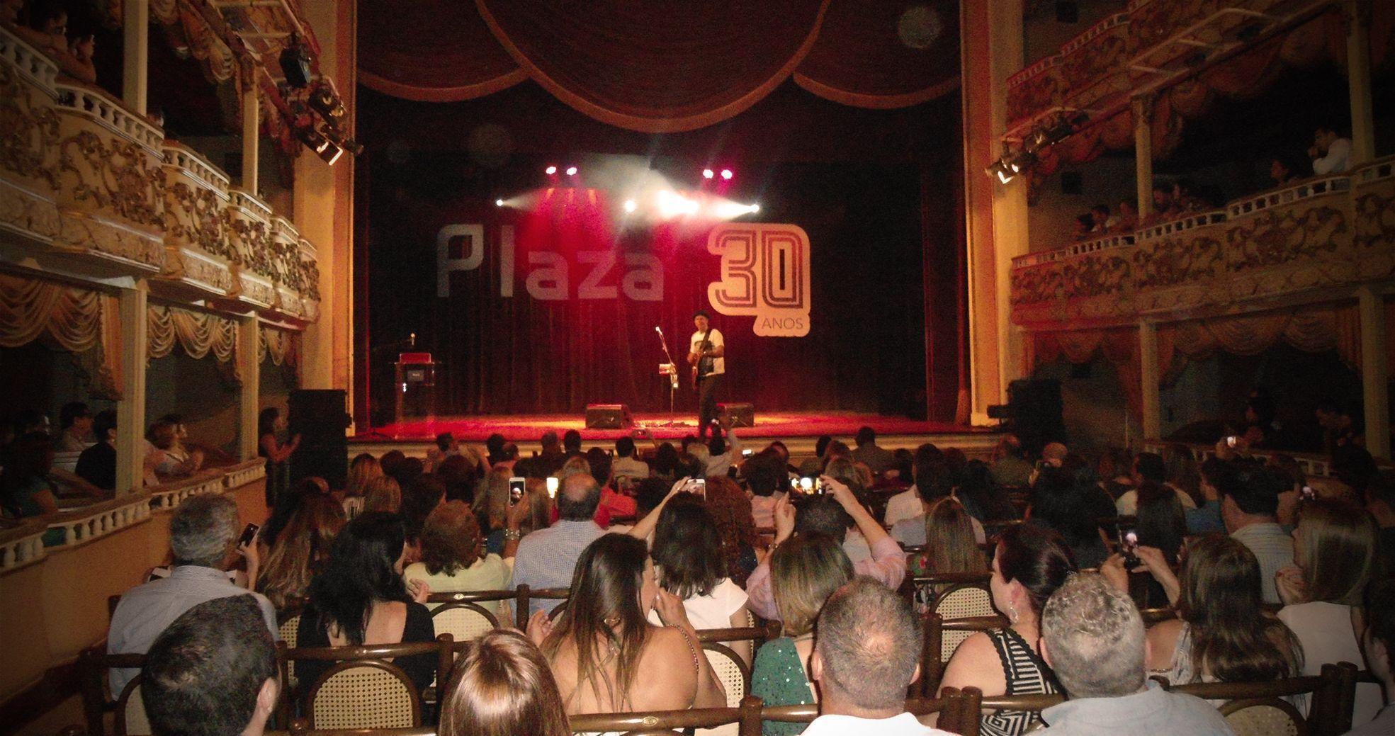 Evento de 30 anos Shopping Plaza Niterói – Agência DosReis Live Marketing