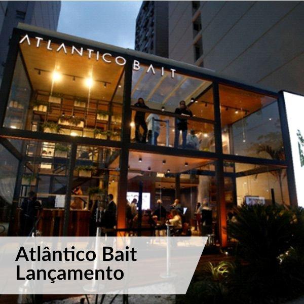 Lançamento Atlântico Bait - Agência DosReis